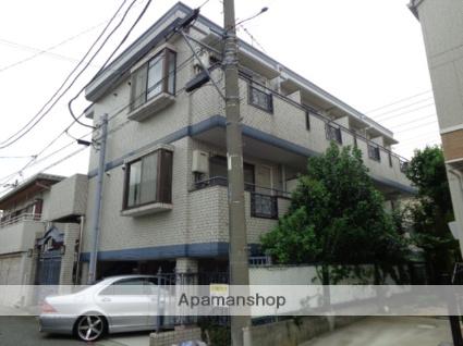 神奈川県横浜市栄区、本郷台駅徒歩12分の築29年 3階建の賃貸マンション