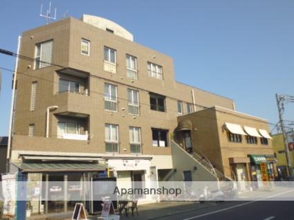 神奈川県茅ヶ崎市、茅ケ崎駅徒歩6分の築27年 4階建の賃貸マンション