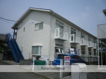 神奈川県茅ヶ崎市、茅ケ崎駅徒歩13分の築22年 2階建の賃貸アパート