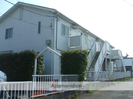 神奈川県茅ヶ崎市、辻堂駅徒歩13分の築23年 2階建の賃貸アパート