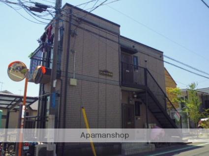 神奈川県茅ヶ崎市、辻堂駅徒歩27分の築14年 2階建の賃貸アパート