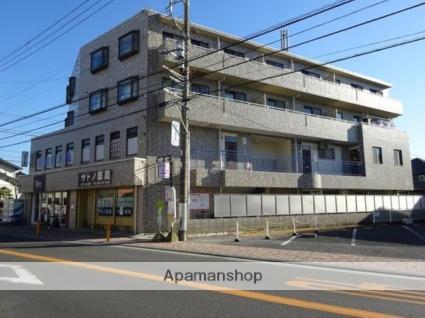 神奈川県茅ヶ崎市、茅ケ崎駅徒歩15分の築26年 4階建の賃貸マンション