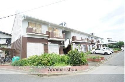 神奈川県茅ヶ崎市、茅ケ崎駅徒歩20分の築32年 2階建の賃貸アパート