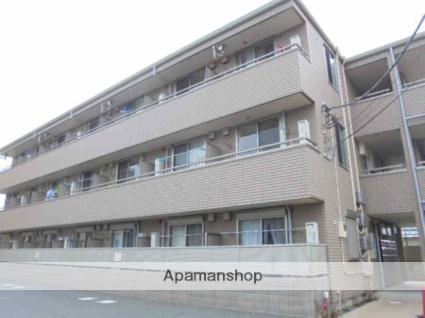神奈川県平塚市、平塚駅徒歩15分の築7年 3階建の賃貸マンション