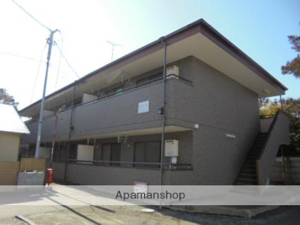 神奈川県平塚市、平塚駅徒歩17分の築17年 2階建の賃貸マンション