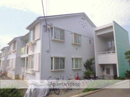 神奈川県茅ヶ崎市、辻堂駅徒歩11分の築22年 2階建の賃貸アパート