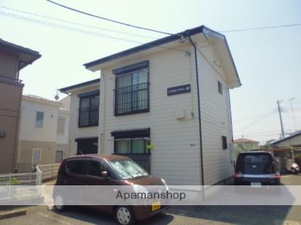 神奈川県茅ヶ崎市、辻堂駅徒歩28分の築22年 2階建の賃貸アパート