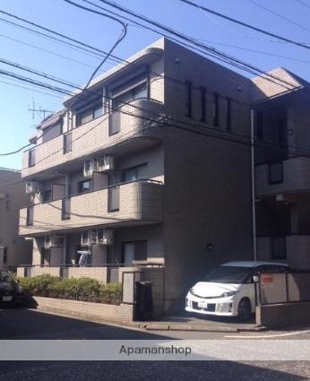 神奈川県茅ヶ崎市、茅ケ崎駅徒歩6分の築17年 3階建の賃貸マンション