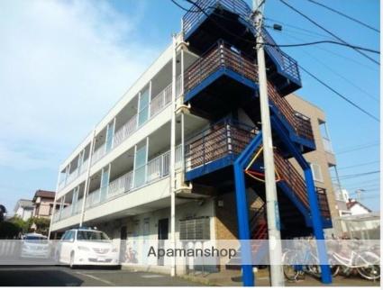 神奈川県茅ヶ崎市、辻堂駅徒歩22分の築18年 3階建の賃貸マンション