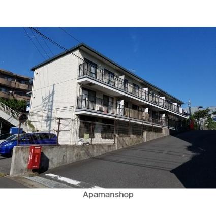 神奈川県平塚市、平塚駅徒歩12分の築31年 3階建の賃貸マンション