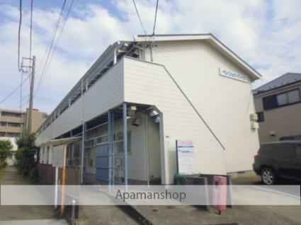 神奈川県茅ヶ崎市、辻堂駅徒歩18分の築30年 2階建の賃貸アパート