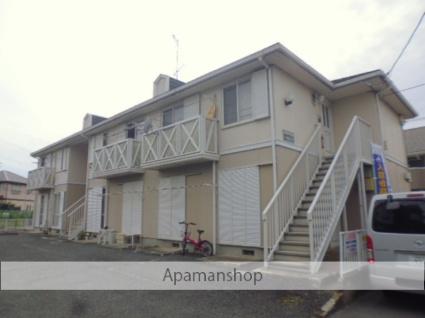 神奈川県茅ヶ崎市、茅ケ崎駅徒歩28分の築24年 2階建の賃貸アパート