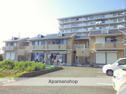 神奈川県茅ヶ崎市、茅ケ崎駅徒歩16分の築23年 2階建の賃貸アパート