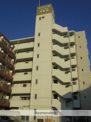神奈川県平塚市、平塚駅徒歩13分の築26年 7階建の賃貸マンション