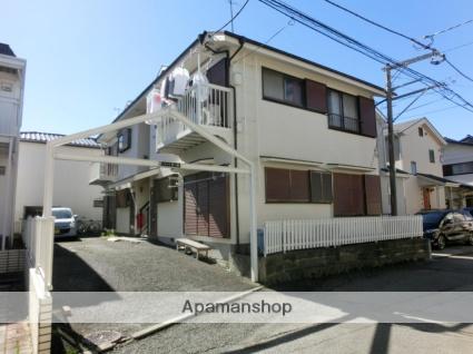 神奈川県茅ヶ崎市、辻堂駅徒歩15分の築26年 2階建の賃貸アパート