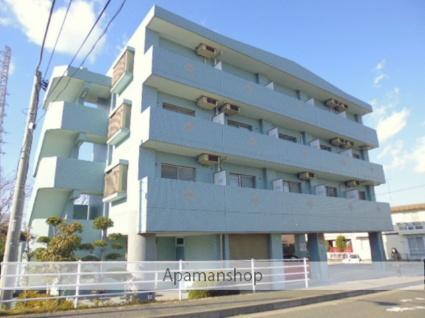 神奈川県茅ヶ崎市、茅ケ崎駅徒歩19分の築17年 4階建の賃貸マンション