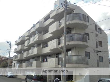 神奈川県平塚市、平塚駅徒歩11分の築30年 5階建の賃貸マンション