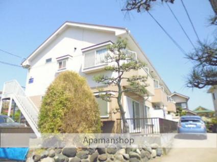 神奈川県茅ヶ崎市、辻堂駅徒歩24分の築20年 2階建の賃貸アパート