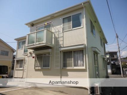 神奈川県茅ヶ崎市、辻堂駅徒歩14分の築22年 2階建の賃貸アパート