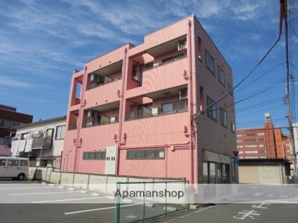 神奈川県平塚市、平塚駅徒歩2分の築17年 3階建の賃貸マンション