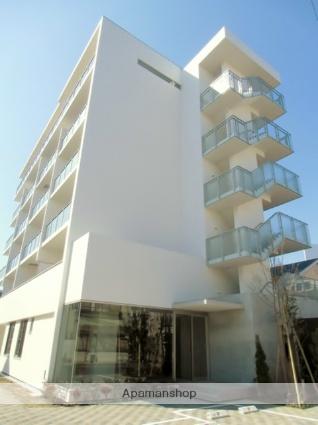 神奈川県茅ヶ崎市、茅ケ崎駅徒歩4分の築3年 6階建の賃貸マンション