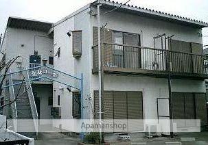 神奈川県平塚市、平塚駅バス11分向原下車後徒歩7分の築29年 2階建の賃貸アパート