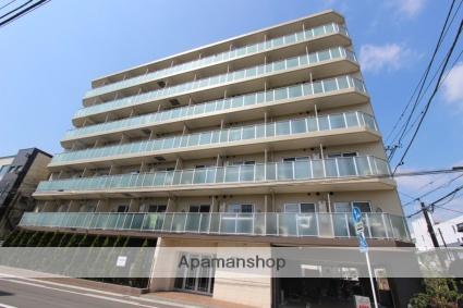 神奈川県平塚市、平塚駅徒歩4分の築2年 7階建の賃貸マンション