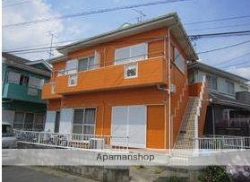 神奈川県平塚市、平塚駅バス15分大網橋下車後徒歩5分の築30年 2階建の賃貸アパート