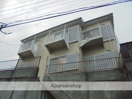 神奈川県秦野市、東海大学前駅徒歩15分の築30年 2階建の賃貸アパート