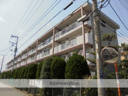 神奈川県平塚市、平塚駅徒歩20分の築39年 4階建の賃貸マンション