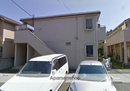 神奈川県中郡大磯町、大磯駅徒歩20分の築24年 2階建の賃貸アパート