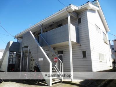 神奈川県茅ヶ崎市、辻堂駅徒歩7分の築24年 2階建の賃貸アパート