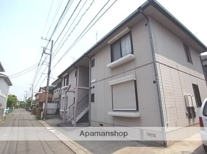 神奈川県茅ヶ崎市、辻堂駅徒歩30分の築21年 2階建の賃貸アパート