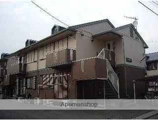 神奈川県高座郡寒川町、香川駅徒歩18分の築25年 2階建の賃貸アパート
