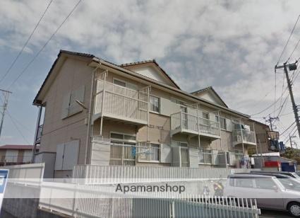神奈川県茅ヶ崎市、辻堂駅バス7分菱沼1丁目下車後徒歩3分の築24年 2階建の賃貸アパート