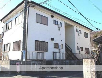 神奈川県中郡大磯町、大磯駅徒歩8分の築27年 2階建の賃貸アパート
