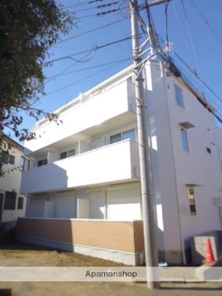神奈川県高座郡寒川町、香川駅徒歩28分の新築 3階建の賃貸アパート