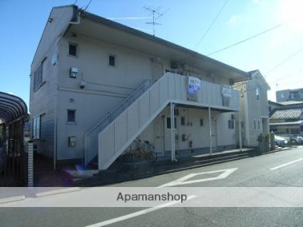 神奈川県茅ヶ崎市、茅ケ崎駅徒歩23分の築31年 2階建の賃貸アパート