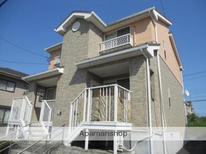 神奈川県平塚市、平塚駅バス20分めぐみが丘西下車後徒歩1分の築14年 2階建の賃貸テラスハウス