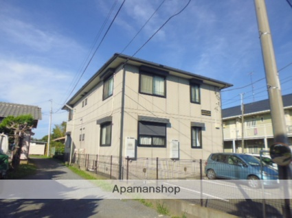 神奈川県茅ヶ崎市、茅ケ崎駅バス10分西久保下車後徒歩5分の築17年 2階建の賃貸アパート