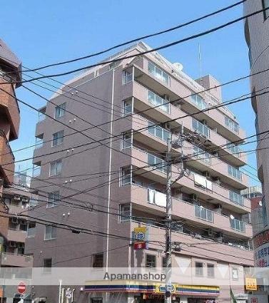 神奈川県茅ヶ崎市、茅ケ崎駅徒歩4分の築22年 9階建の賃貸マンション