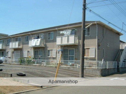 神奈川県茅ヶ崎市、茅ケ崎駅徒歩19分の築23年 2階建の賃貸アパート