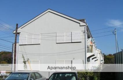 神奈川県茅ヶ崎市、辻堂駅徒歩23分の築28年 2階建の賃貸アパート