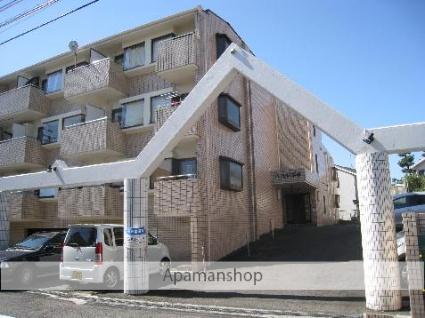 神奈川県茅ヶ崎市、茅ケ崎駅徒歩14分の築28年 3階建の賃貸マンション