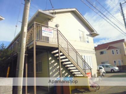 神奈川県茅ヶ崎市、辻堂駅徒歩38分の築27年 2階建の賃貸アパート