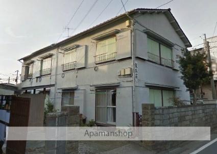 神奈川県茅ヶ崎市、茅ケ崎駅徒歩19分の築43年 2階建の賃貸アパート