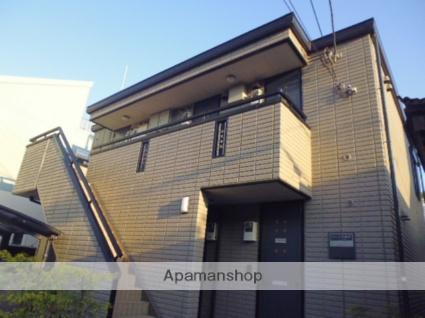 神奈川県茅ヶ崎市、茅ケ崎駅徒歩15分の築15年 2階建の賃貸マンション