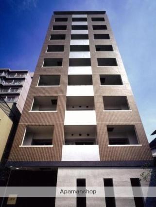神奈川県横浜市南区、黄金町駅徒歩14分の築9年 10階建の賃貸マンション