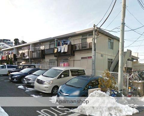 神奈川県鎌倉市、大船駅徒歩18分の築34年 2階建の賃貸アパート