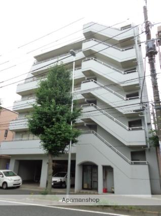 神奈川県横浜市磯子区、洋光台駅徒歩14分の築27年 5階建の賃貸マンション